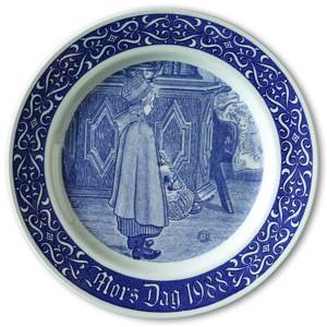 1988 Rorstrand Mother´s Day plate