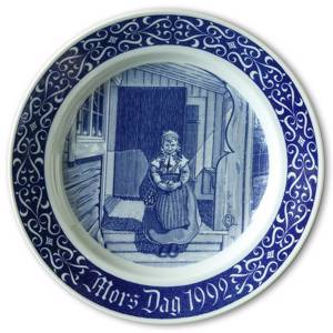 1992 Rorstrand Mother´s Day plate