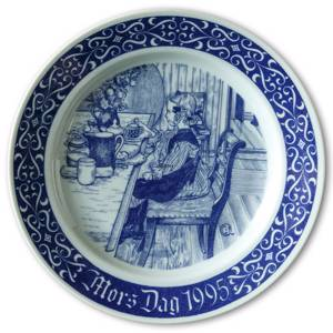 1995 Rorstrand Mother´s Day plate
