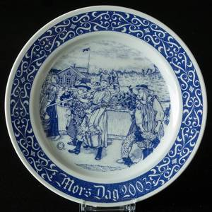 2003 Rorstrand Mother´s Day plate