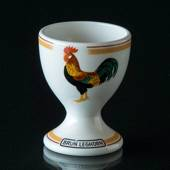 Rorstrand Easter Egg Cup 1 Brown Leghorn