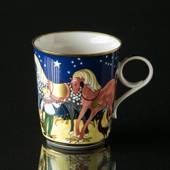 1979 Rorstrand Christmas Poetry Mug