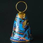 1980 Rorstrand Poetry Christmas Bell, The three Holy kings