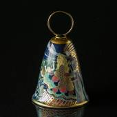 1983 Rorstrand Poetry Christmas Bell, Shine on sea and shore