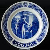"Rorstrand plate ""Merry Christmas"""