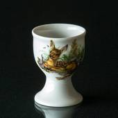 Strömgarden egg cup with deer