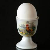Strömgarden egg cup with hen