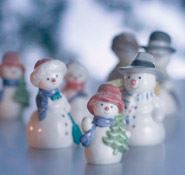 Figurines Snowman Royal Copenhagen