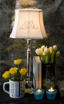 Lampshades for Lene Bjerre Lamps