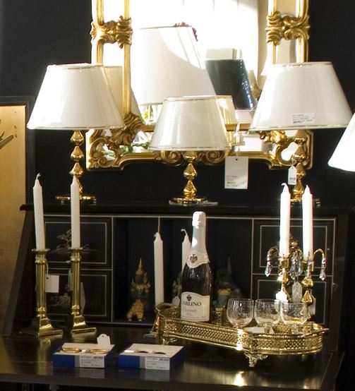 Table lamps Asmussen Hamlet