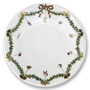 Royal Copenhagen Star Fluted Christmas tableware
