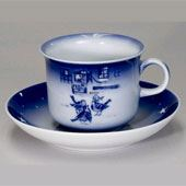 Hans Christian Andersen Annual Cup and Saucer - Desiree Tableware - Save up to 50 %