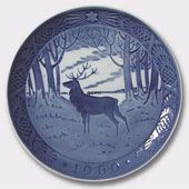 Royal Copenhagen Christmas Plates