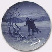 Christmas plates - Find more than 600 different Xmas plates here