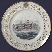 Ships Plates Maritime Plates