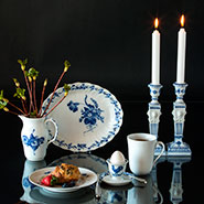 Coffee and Dinner Sets from Royal Copenhagen and Bing & Grondahl