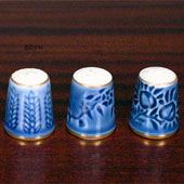 Bing & Grondahl Porcelain Thimbles - Save up to 20 %