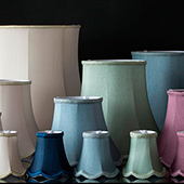 Lamp Shades Octagonal with Curves - Save up to 35 %