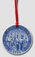 Christmas Ornament - 1988 Royal Copenhagen