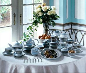 Liselund tableware Royal Copenhagen