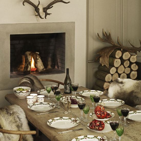 Starfluted Christmas Dinnerware Royal Copenhagen