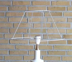 Lamp stand Holmegaard