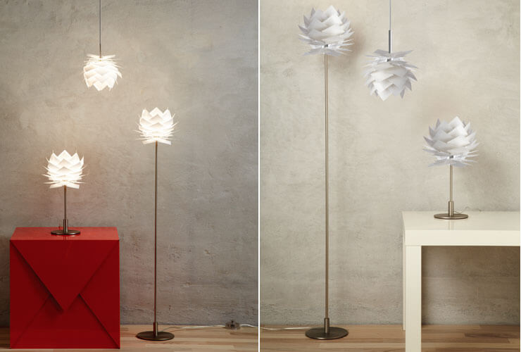 Floor Lamps Pineapple Dyberg Larsen