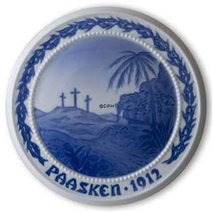 Easter Plate 1912
