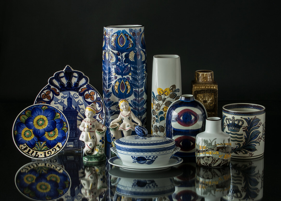 What Is the Difference between Faience and Porcelain | Danish