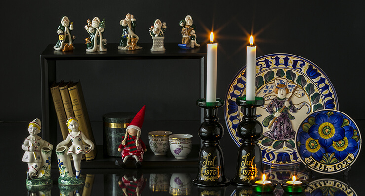 Royal Copenhagen Annual Father Santa Claus