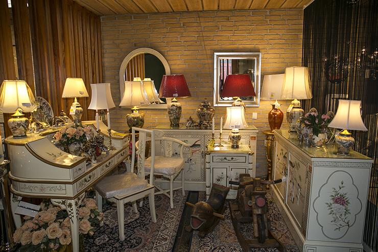 Chinesische Möbel