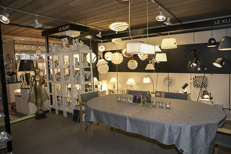 Le klint lamps and pendants