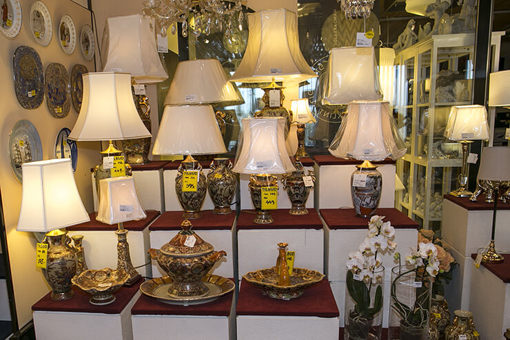 Chineses tablelamps