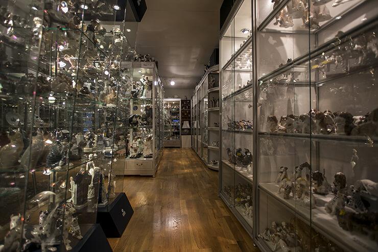 Royal Copenhagen and Bing & Grondahl figurines