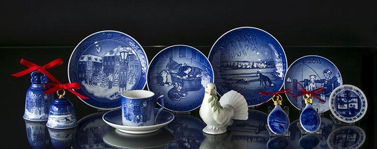 Royal Copenhagen Christmas series 2018