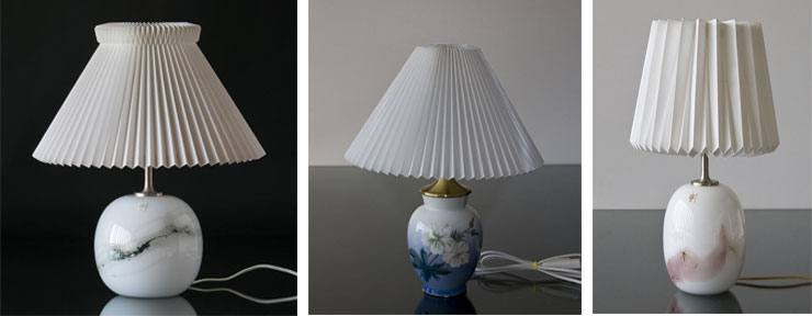 Le klint lampshades le klint lamps are the epitome of classic danish lighting design at