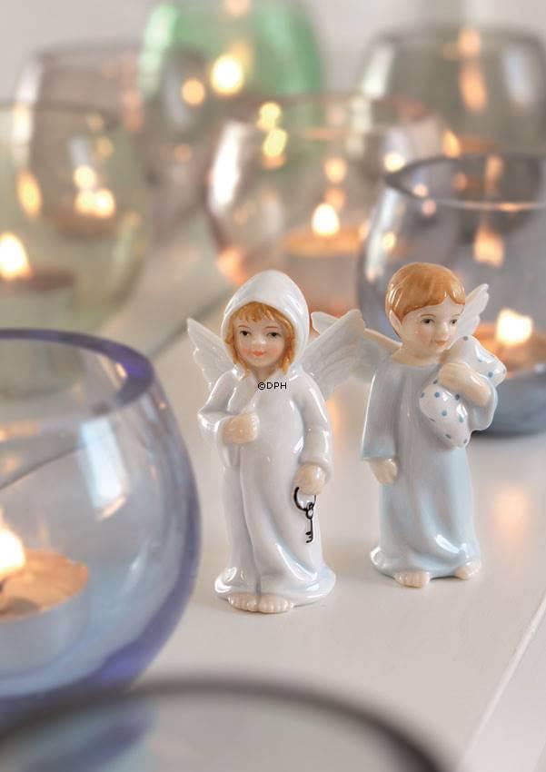 Royal Copenhagen angel angels figurines