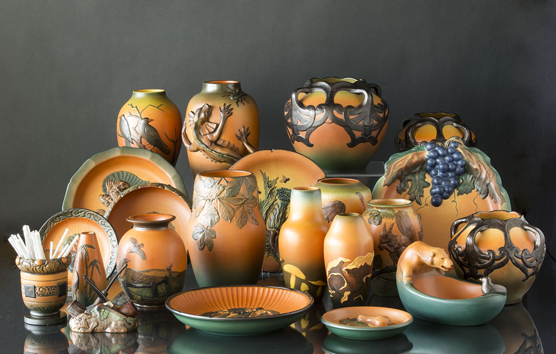 Ipsen Terracotta Ceramics